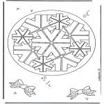 Mandala - Mandala geo 8