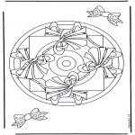 Mandala - Mandala geo 9