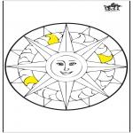 Mandala - Mandala - Soleil