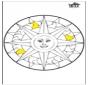Mandala - Soleil