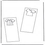 Bricolage coloriages - Marque-page 3