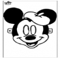 Masque de Mickey