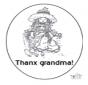 Merci grand-mère