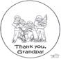 Merci grand-père