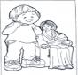 Mère avec enfants 2