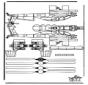 Modèle de construction - hélicoptère