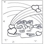 Coloriages pour enfants - My Little  Pony 2