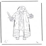 Personnages de bande dessinée - Narnia 2