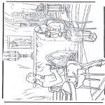 Personnages de bande dessinée - Narnia 3