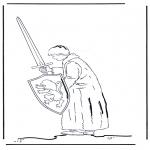 Personnages de bande dessinée - Narnia 4