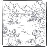 Personnages de bande dessinée - Narnia 6