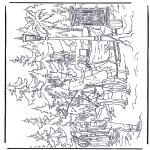 Personnages de bande dessinée - Narnia 7