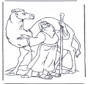 Noé avec chameau