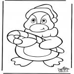 Coloriages Noël - Noël 25