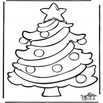 Coloriages Noël - Noël 32