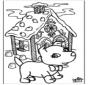 Noël - chien 1