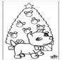 Noël - chien 2