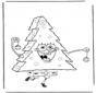 Noël  Spongebob 3