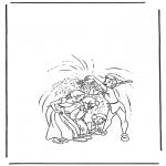 Personnages de bande dessinée - Peter pan 2