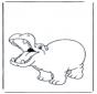 Petit hippopotame 2