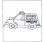 Petite ambulance