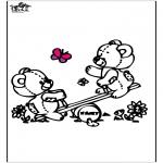 Coloriages pour enfants - Petite Ourse