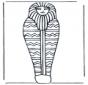 Pharaon cercueil