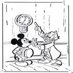 Personnages de bande dessinée - Picsou 1