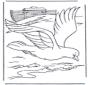 Pigeon de l'arche de Noah