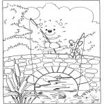 Bricolage coloriages - Points à relier 62