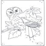 Bricolage coloriages - Points à relier 77