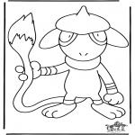 Personnages de bande dessinée - Pokemon 15