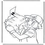 Personnages de bande dessinée - Pokemon 2