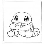 Personnages de bande dessinée - Pokemon 6