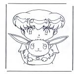 Personnages de bande dessinée - pokemon 7