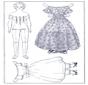 Poupée d'habiller et vêtements 1
