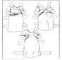 Poupée d'habiller - vêtements 6
