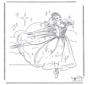 Princesse danseuse de ballet