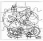 Puzzle - Cendrillon