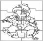 Puzzle de bébé