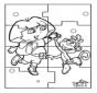 Puzzle - Dora