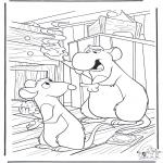 Personnages de bande dessinée - Ratatouille 9
