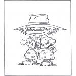 Personnages de bande dessinée - Razmoket 3