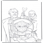 Coloriages faits divers - Star Wars 5