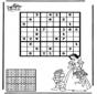 Sudoku - Blanche-Neige