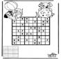 Sudoku - Dalmatien