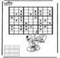 Sudoku - Diddl 1