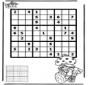 Sudoku - fille