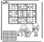Sudoku - Jip et Janneke