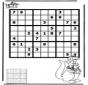 Sudoku - Kangourou